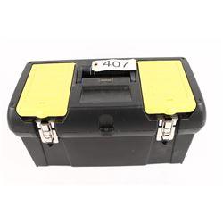 Stanley Lockable Plastic Range Box