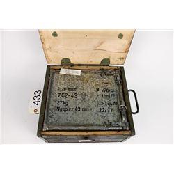 Ammo Crate Full of 7.62x39