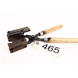Hensley & Gibbs Bullet Mold 9mm