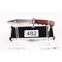 Maxam Military Commemorative Knife