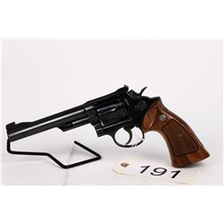 RESTRICTED. Smith and Wesson 357