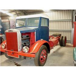 1939 LEYLAND LYNX CAB & CHASSIS