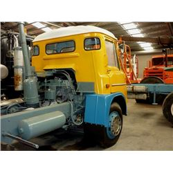 1964 FODEN 6X4 CAB & CHASSIS