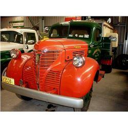 1941 FARGO FL 4X2 FLAT DECK REGO TF1725