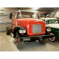 1957 INTERNATIONAL BC 180 4X2 CAB & CHASSIS REGO IN4663