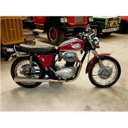 1972 BSA LIGHTNING MOTORBIKE