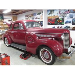1938 BUICK 8 SPECIAL