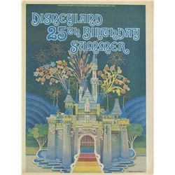 Los Angeles Examiner Disneyland 25th Anniversary Issue.