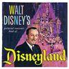 """Walt Disney's Pictorial Souvenir Book of... Disneyland""."