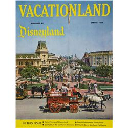 Collection of (17)  Vacationland  Magazines.