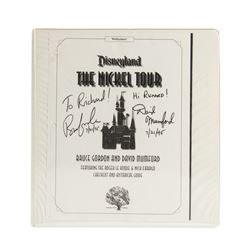 """The Nickel Tour"" Signed Production Copy."