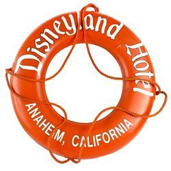 Disneyland Hotel Life-Preserver.