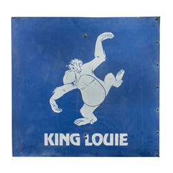 King Louie Disneyland Parking Lot Sign.