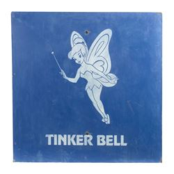 Tinker Bell Disneyland Parking Lot Sign.