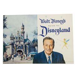 """Walt Disney's Guide to Disneyland""."
