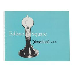 "Disney's ""Edison Square"" Proposal to General Electric."