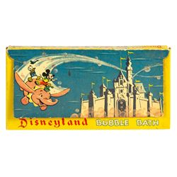 Disneyland Attraction Bubble Bath in Original Box.
