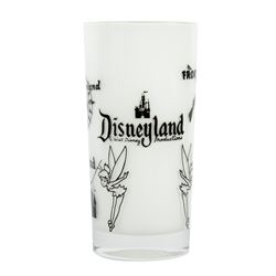 Disneyland Souvenir Drinking Glass.