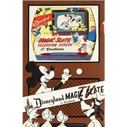 Magic Slate Television Screen.
