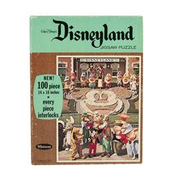 Disneyland Jigsaw Puzzle.