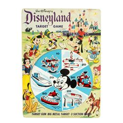 Disneyland Target Game.