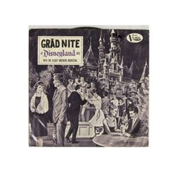 """Grad Nite at Disneyland"" Record."