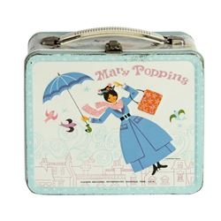 Mary Poppins Lunch Box.