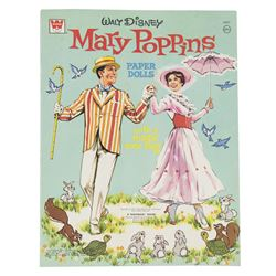 Mary Poppins Paper Doll Book.