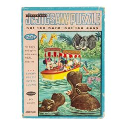 Adventureland Jr. Jigsaw Puzzle.