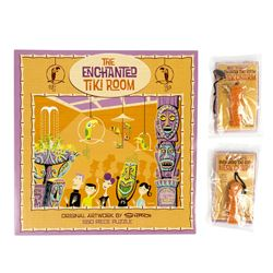 Tiki Room 40th Anniversary Puzzle & Charms by Shag.