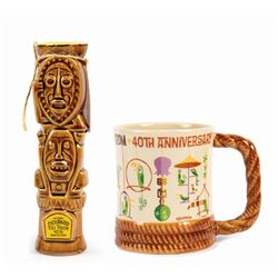 Tiki Room 40th Anniversary Cup & Mug by Shag.