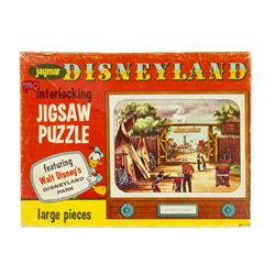 Frontierland Puzzle in Box.