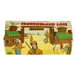 Frontierland Logs in Box.