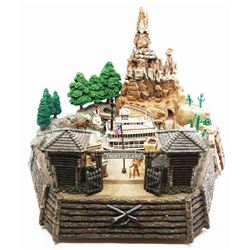 "Frontierland ""Magical Big Figurine""."