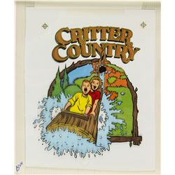 Original Critter Country Promotional Painting.