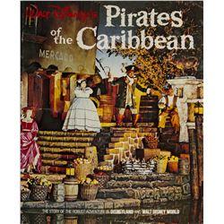 """Pirates of the Caribbean"" Souvenir Guidebook."
