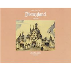 """The Art of Disneyland"" Inaugural Exhibition Guide."