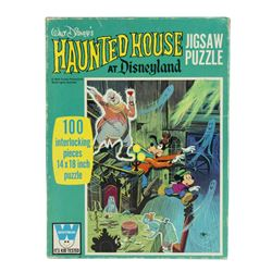 Haunted House Jigsaw Puzzle.