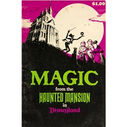 """Magic from the Haunted Mansion"" Book."