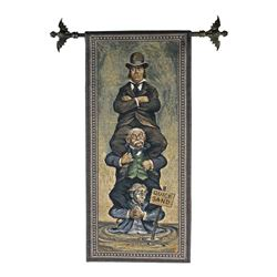 """Haunted Mansion"" Limited Edition Tapestry."