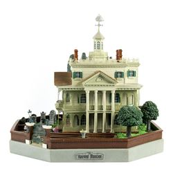 """Haunted Mansion"" Figurine."