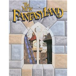 """The New Fantasyland"" Cast Member Publication."