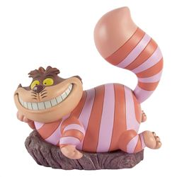 Cheshire Cat Figure.