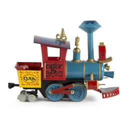"""Casey Jr."" G-Scale Train."