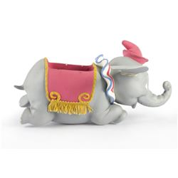 """Dumbo the Flying Elephant"" Vehicle Maquette."