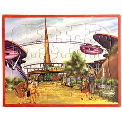Tomorrowland Frame Tray Puzzle.
