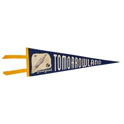 Tomorrowland Concept Art Pennant.