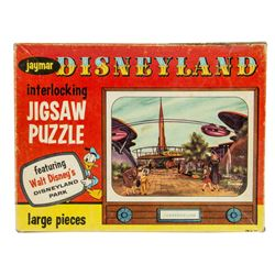 Tomorrowland Puzzle in Box.