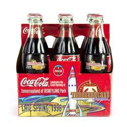 Tomorrowland Coca-Cola Bottles.