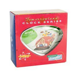 Tomorrowland Wind-Up Clock.